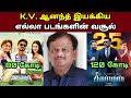 இயக்குனர் K.Vஆனந்த் பட வசூல்Director K.V.Anand All Movies Box office Collection Analysis Hit or Flop