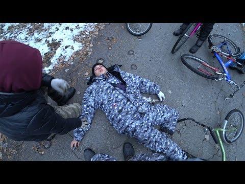 Что будет если съесть радиацию. Вадим потерял сознание. Нашел логово бандитов в Чернобыле