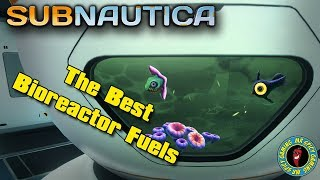 THE BEST BIOREACTOR FUELS & FULL STATS  -  Subnautica Tips & Tricks