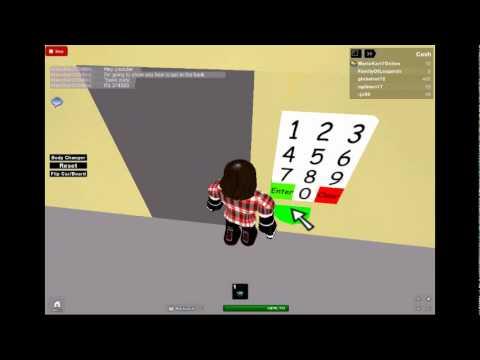 Escape Room Roblox Prison Safe Code