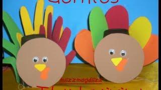 Gorritos Thanksgiving // Acción de gracias