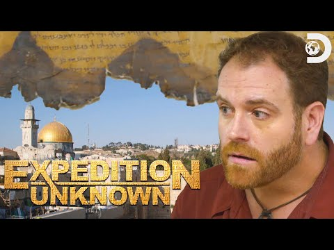 Examining The Dead Sea Scrolls | Expedition Unknown