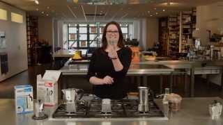 Koffie zetten met een Bialetti Moka Express percolator