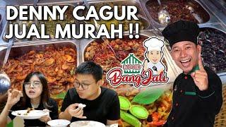 Download Video DAPOER BANG JALI by DENNY CAGUR !! RESTORAN ARTIS KOK MURAH ?? MP3 3GP MP4