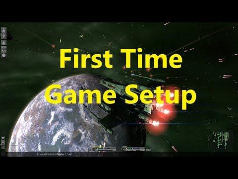 SWLU Game Setup