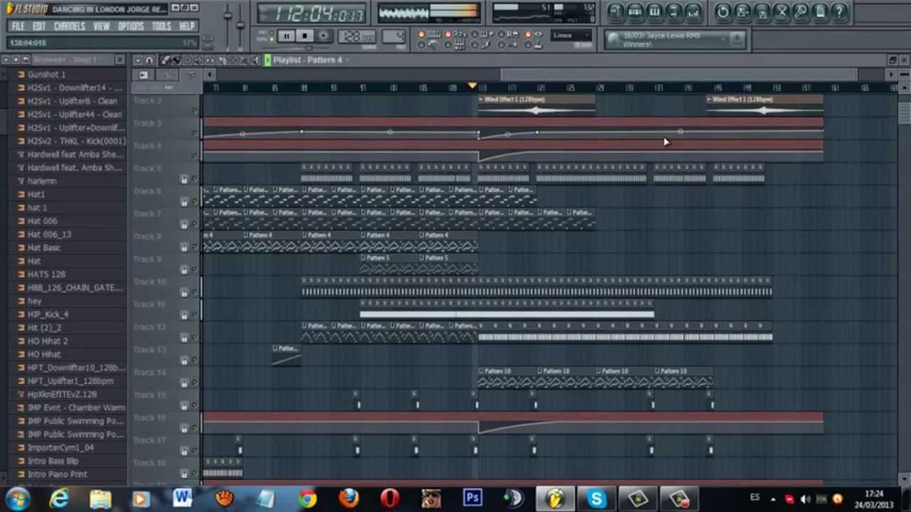 Download DOWNLOAD FLP] Patrick Miller - Dancing In London (JORGE GOMEZ REMAKE) [FULL HD] [HQ] [2013]