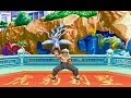 Super Street Fighter II OST Fei Long Theme