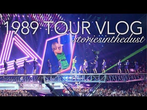 1989 TOUR VLOG: STAPLES CENTER NIGHT 4 | storiesinthedust