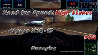 [1920x1080 PC] Need For Speed High Stakes (1999) #52 ✓ Gameplay ✓ Jaguar XJR-15