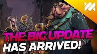 THE BIG UPDATE HAS ARRIVED! 100% WR w/ Anessix! | Dota Underlords | Savjz