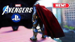 fans left speechless | Marvel's Avengers Game