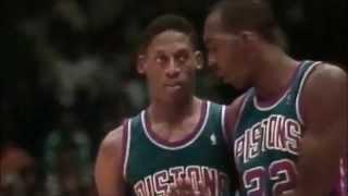 Dennis Rodman - Rebound King