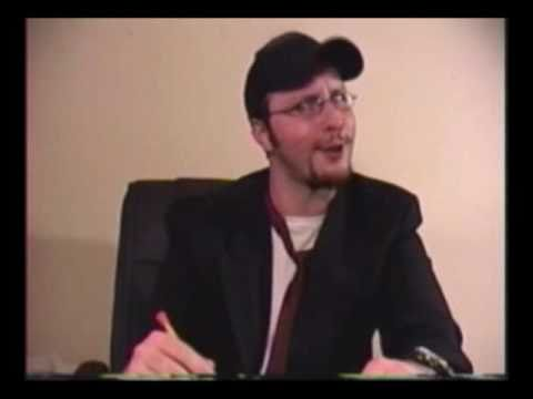 Nostalgia Critic - What's Mario's last name?