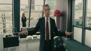 Johnny English Reborn | Best Comedy scene in Hindi