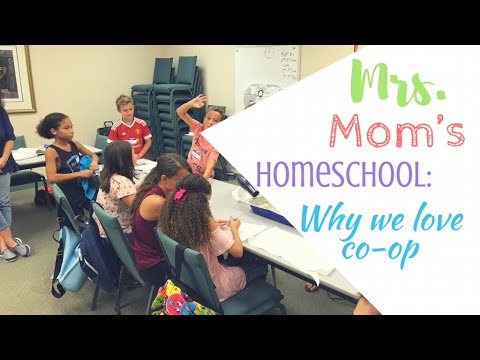 🔶Homeschool co-ops