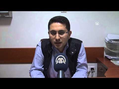 Anadolu Ajansı - Safra kesesinden 900 taş çıktı