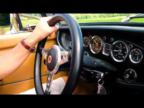 MG-MGB 1973 (a Car Ride)
