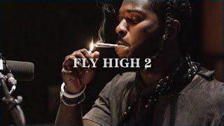 *FREE* POP SMOKE type beat / Emotional drill type beat - FLY HIGH PT 2 (Prod. Saint Cardona)