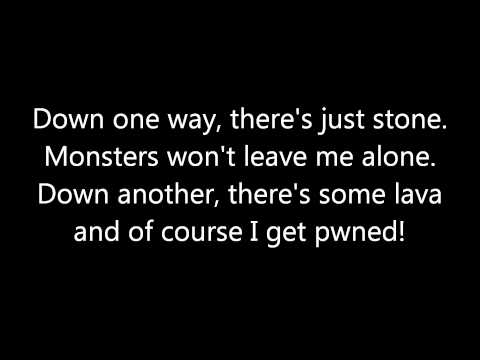 Don't Mine at Night - Bebopvox - Lyrics