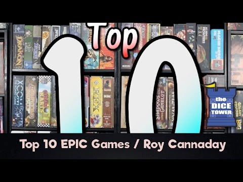 Top 10 Epic Games With Roy Cannaday Youtube