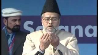 Ahmadiyya : Inam Ghori Sb Innaguration Jalsa Salaana Qadian Day 1 Morning 3/3