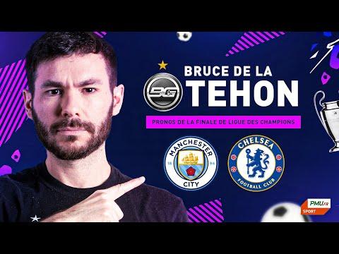 🏆 LDC - PRONO DE LA TEHON MAN CITY VS CHELSEA !