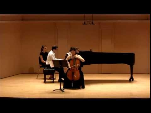 Prokofiev Cello Sonata in C major, Op. 119