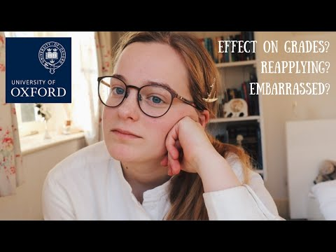rejection is embarrassing || Oxford Rejection Q&A