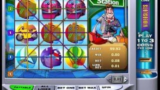 видео Игровые автоматы Станция Каникулы играть бесплатно