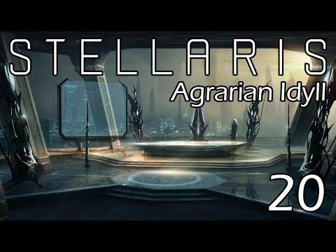 Stellaris: Utopia: Agrarian Idyll Part 20 - Pirate Destruction