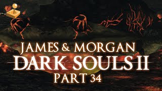 Фото Flame Lizard Pit - Dark Souls 2 - Part 34