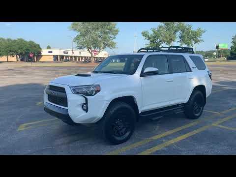 My New 2019 Toyota 4Runner TRD Pro!