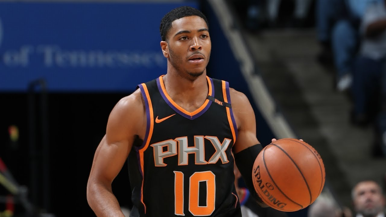 low priced d676b 7b8d2 Shaquille Harrison's Top Plays With Phoenix Suns