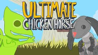 Ultimate Chicken Horse - ТЫ ЭТО НЕ ПРОЙДЕШЬ!