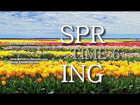 DJ Maretimo - Spring Time Vol.6 (Full Album) 2018, HD, 22 premium chillout sounds