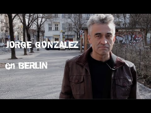 Jorge Gonzalez Berlin 2012