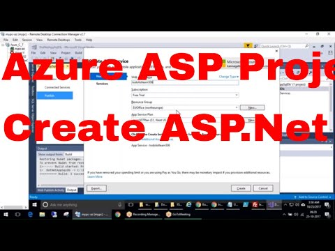 Build an ASP.NET app in Azure with SQL Database