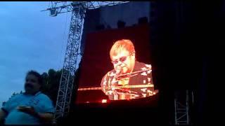 Elton John - Gone To Shiloh (Live in Leipzig 2011)