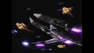 Dawn of the Dominion, Spaceship Fleet Enters Alpha Quadrant