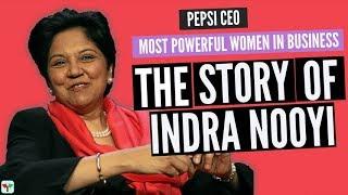 The Story of Indra Nooyi- World