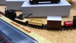 鉄道模型 JMRA 日本鉄道模型ショウ2013 HOナロー可愛い蒸気機関車