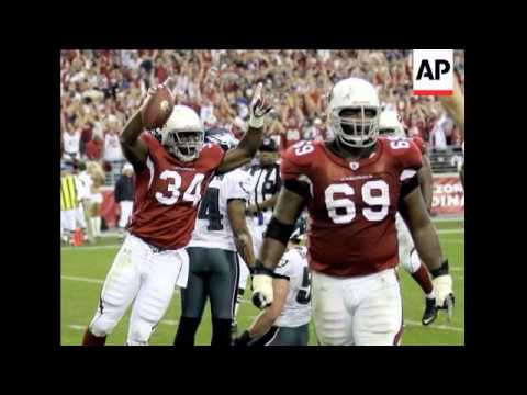 The Arizona Cardinals advanced to Super Bowl XLIII with a 32-25 victory Sunday over the Philadelphia