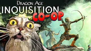 Dragon Age Inquisition - #1: Greasy Cats (Multiplayer)