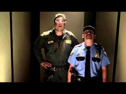 BIG ASS SPIDER! - The Elevator Scene - Clip