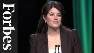 Monica Lewinsky On The Internet's Reputation Shredder | Forbes