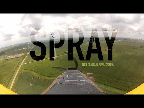 Spray | Crop Dusting | Aerial Application in the Midwest