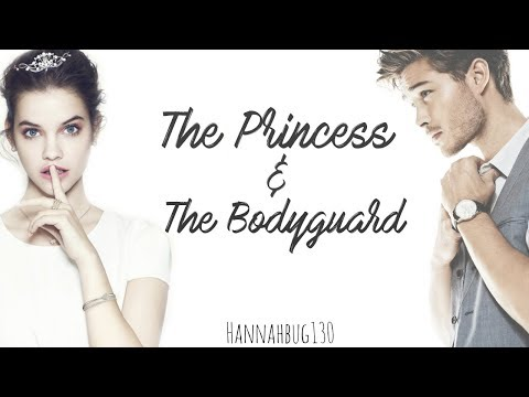 The Princess and The Bodyguard || Wattpad Book Trailer - YouTube