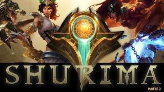 Rap dos Champions - Especial Shurima (2/3) - Méqui Huê [League of Legends]