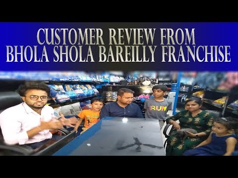 Customer Review From Bhola Shola Bareilly Franchise