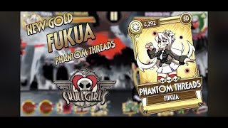 Skullgirls Mobile - Full Fighter Analysis: Phantom Threads Fukua